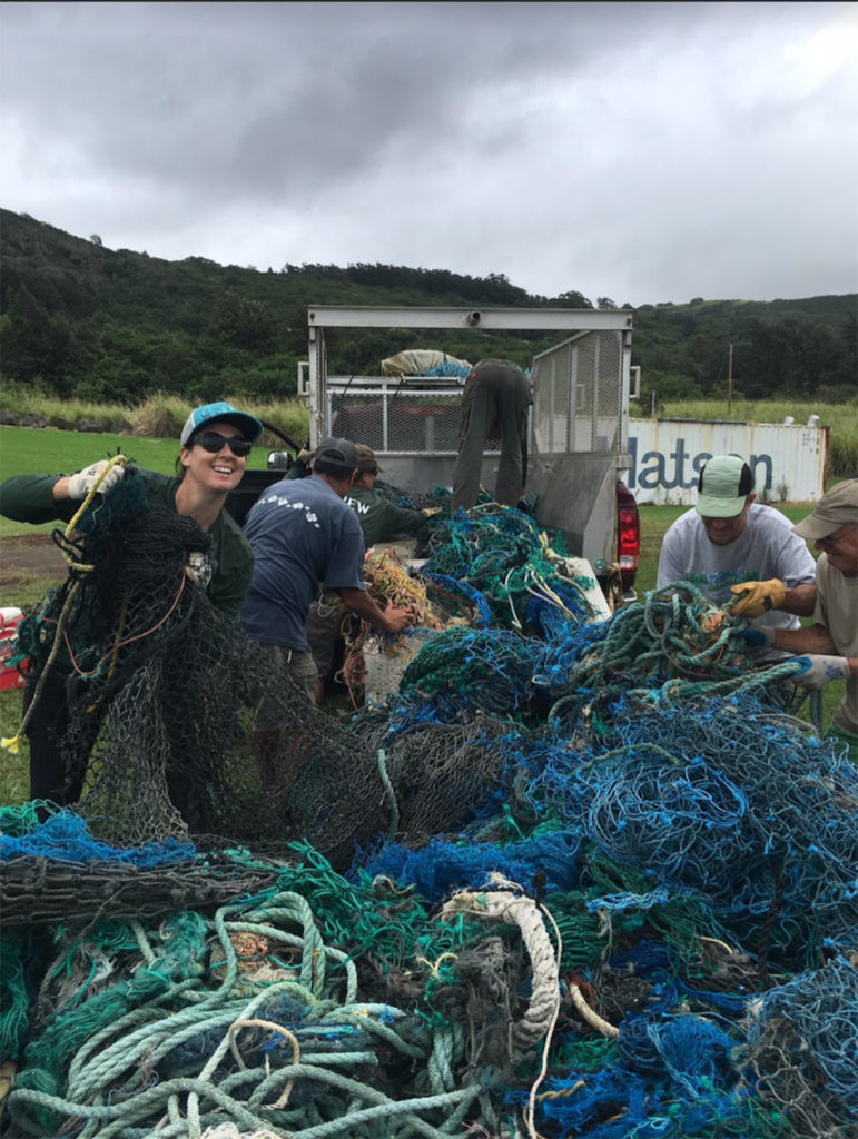 Hawaii Wildlife Fund Marine Debris Removal
