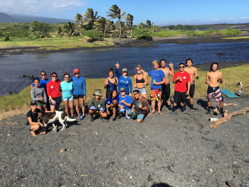 hawaii-wildlife-fund-kupu-na-mamo-o-kawa-workday-dec12-2018-photo-by-HWF