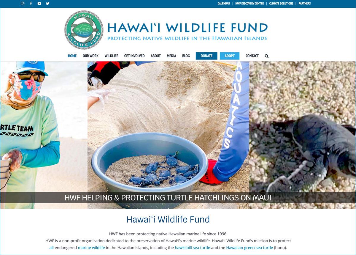 new-website-for-hawaii-wildlife-fund
